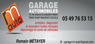 garage rm auto